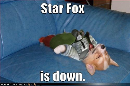 star fox wallpaper. some starfox pics i like